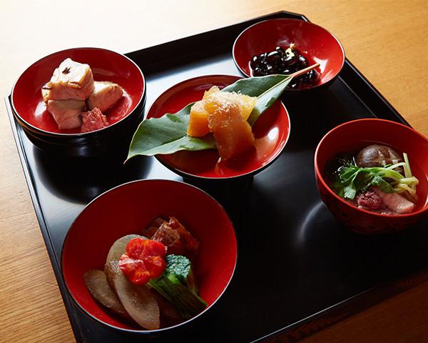 浅子も楽しんだ? 再現・加島屋の正月料理