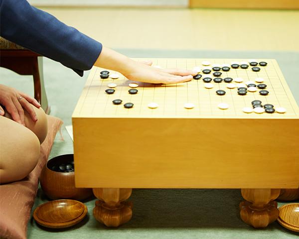 浅子の囲碁対決 前編