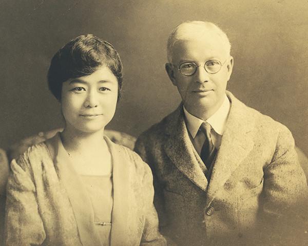 ヴォーリズ夫妻と浅子