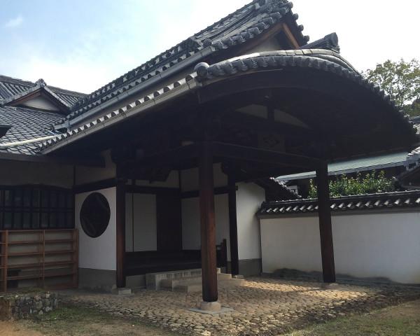 <イベント終了>2月20日(土)・21日(日)、天王寺屋五兵衛屋敷を移築した松殿山荘が公開されます。