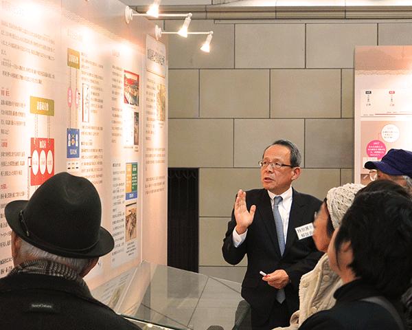 特別展示『大同生命の源流 加島屋と広岡浅子』開催期間を平成29年3月31日(金)まで延長!